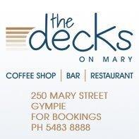 The Decks on Mary