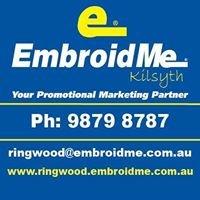 Embroidme Kilsyth/Ringwood