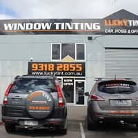 Lucky Tint Window Tinting