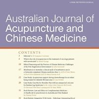 Australian Journal of Acupuncture and Chinese Medicine