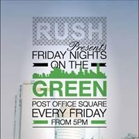 Friday Nights on the Green