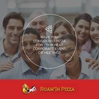 Roam'In Pizza-Woodfired Pizza