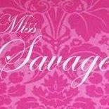Miss Savage
