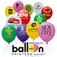 Specialty Balloon Printers
