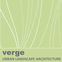 Verge Urban Landscape Architecture