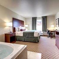 Cobblestone Inn and Suites Ambridge, PA