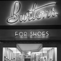 Burton's For Shoes