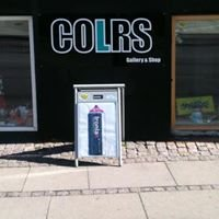 COLRS Gallery & Shop.
