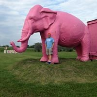 The Pink Elephant Antique Mall