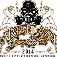 Artsplash camp fest 2014