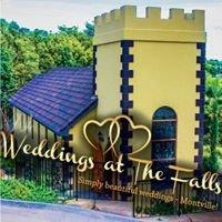 Weddings at The Falls
