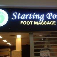 Starting Point Foot Massage