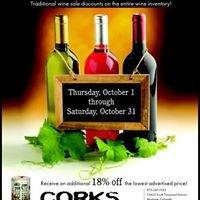 Corks Fine Wines & Spirits