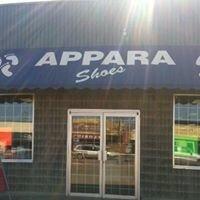 Appara Shoes-Cold Lake