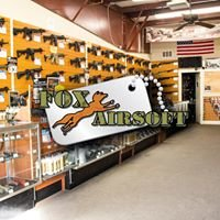 Fox Airsoft   The Ultimate Airsoft Shop