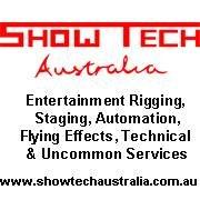Showtech Australia - Showtech Rigging -  Showtech Automation