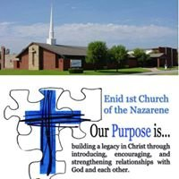Church of The Nazarene Enid First