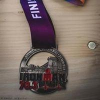 Kopaszigát Ironman 70.3 Budapest