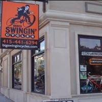 Big Swingin Cycles, San Francisco