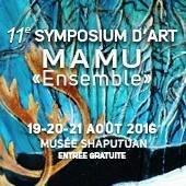 10e Symposium d'art MAMU «Ensemble»