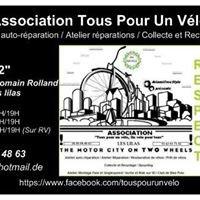 Collecte de vélos et Recyclage