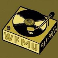 WFMU Studio