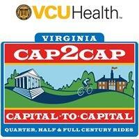 VCU Health Cap2Cap Bike Event