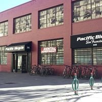 Pacific Bicycles SF