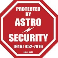Astro Security Monitoring
