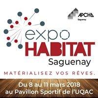 APCHQ Saguenay et Salon Expo Habitat Saguenay