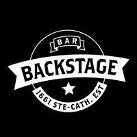 Bar Backstage