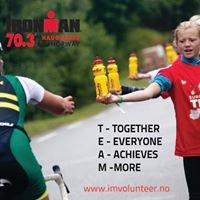 Ironman Haugesund Norway - Volunteers