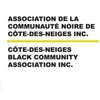 Cote Des Neiges Black Community Association