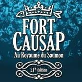Fort Causap, Au Royaume du Saumon