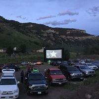 Blue Starlite Drive-in Colorado