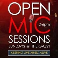 MusicAl Open Mic Sessions at The Gassy