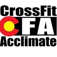 CrossFit Acclimate