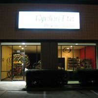 Cycles Etc.,LLC Bicycle Store