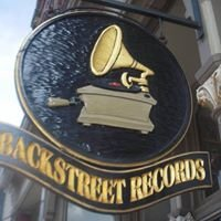 Backstreet Records (Saint John location)