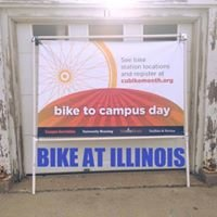 Bike at Illinois