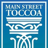 Main Street Toccoa