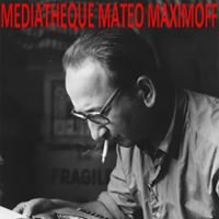 Médiathèque Matéo Maximoff