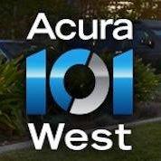 Acura 101 West of Calabasas