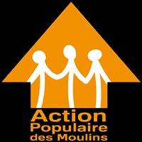 Action Populaire des Moulins - Contre la pauvreté et l'exclusion sociale