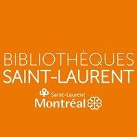 Les bibliothèques de Saint-Laurent