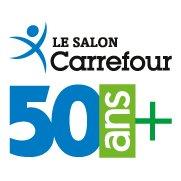 Salon Carrefour 50 ans +