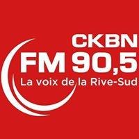 FM 90,5 - La voix de la Rive-Sud