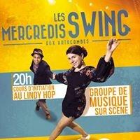 Mercredis Swing aux Katacömbes