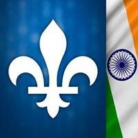 Québec in India