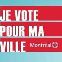Élection Montréal